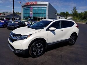 2018 Honda CR-V Touring / Leather / Nav