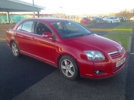TOYOTA AVENSIS T3 1.8,2007,ONLY 97000 MILES,MOT MAY 2017,£895!