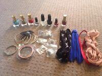 Ladies accessories bundle