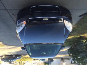 Black on black beauty  2007 Impala SS