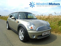 MINI HATCH 1.6 COOPER 3DR - LOW MILEAGE - GREAT SPEC