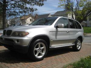 **NEW PRICE***   2004 BMW X5