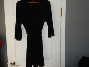 Black Robe, Size L/XL