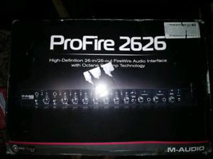 m audio profire 2626 driver mac 10.13