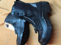 Men's tactical safety boots