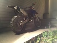 2005 yz450f for sale !! Must go