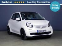 2015 SMART FORFOUR HATCHBACK 0.9 Turbo Proxy 5dr