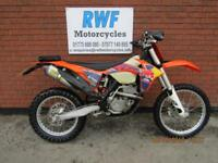 KTM XCF 350, 2011 MODEL, 11 REG, VGC, ROAD LEGAL, ELECTRIC START, 12 MONTHS MOT