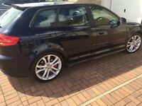 Audi S3 2.0 TFSI S Tronic Quattro 5dr sport back '59 plate