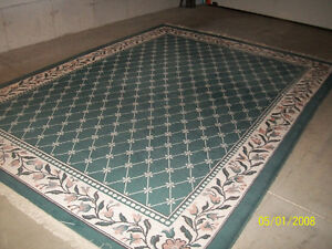 Large area rug - 8' x 11'