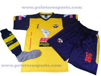 CUSTOM SOCCER JERSEYS/UNIFORMS  www.peloterosports.com