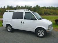2005 Chevrolet Cargo Minivan, Van