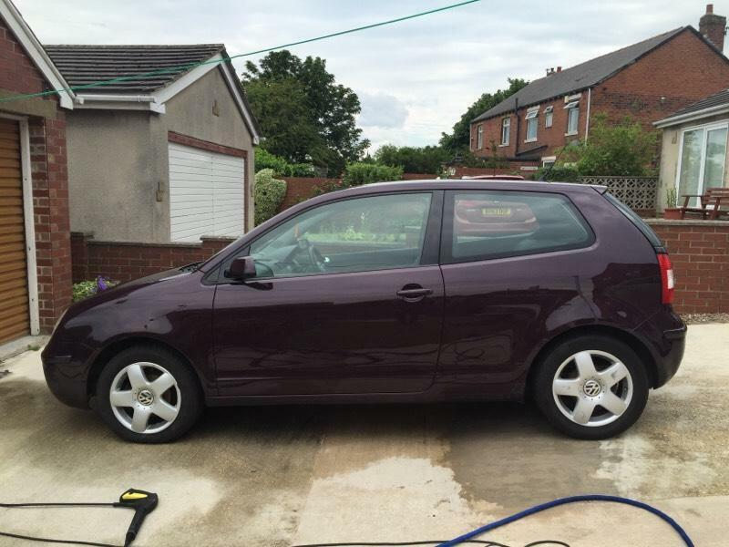 vw polo 9n 1 9 tdi in ossett west yorkshire gumtree. Black Bedroom Furniture Sets. Home Design Ideas