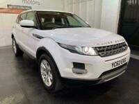 2012 Land Rover Range Rover Evoque 2.2 SD4 Pure AWD 5dr SUV Diesel Manual