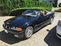 Terrific Find 96 BMW 318i convertible