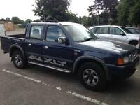 Ford Ranger 2.5TD 4X4 Pick Up 2002.5MY XLT Double Cab