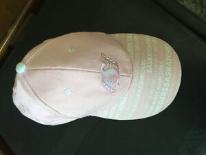 Women's Pink Roughriders Hat