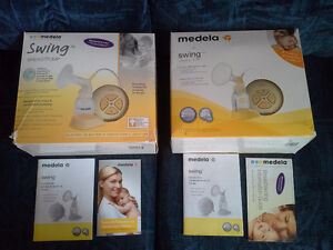 Medela Swing Breastpump (Retail price 200$ each) ONLY ONE LEFT