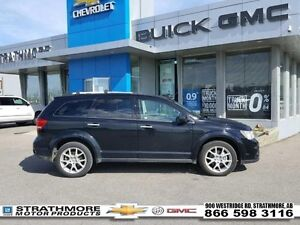 2015 Dodge Journey AWD-R/T-Leather-3rd row seat-V6   - Certified