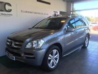 2011 Mercedes-Benz GL Class 3.0 GL350 CDI BlueEFFICIENCY 5dr Diesel silver Autom