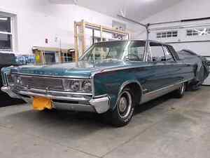 1966 chrysler new yorker--MOPAR!