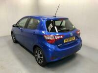 2018 Toyota Yaris 1.5 Hybrid Icon Tech 5dr CVT HATCHBACK Petrol/Electric Hybrid