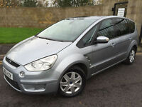 2006 06 FORD S-MAX 2.0 TDCi ( 140ps ) TITANIUM 7 SEATER