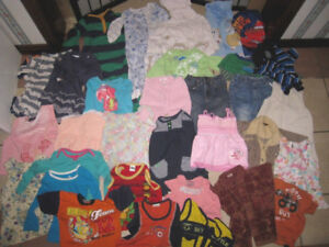 Lot of 18-24 months Baby Clothes in great condition 30+ items