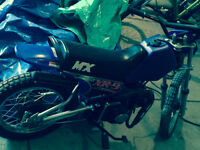 MX XR-9 100cc Possible swap offers