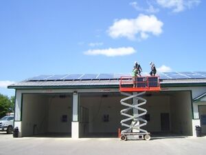 Solar Electricity. Micro FIT