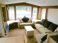 AMAZING CARAVAN FOR SALE ON BEAUTIFUL HOLIDAY PARK WITH STUNNING VIEWS