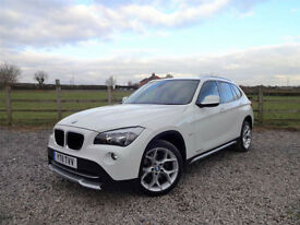 2011/11 BMW X1 2.0TD xDrive 20d SE 4WD