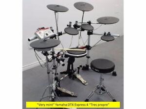 Yamaha DTXPRESS 4 electronic drum/drum electronique