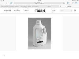 Produits d'entretien Kohler pour Urinoir sans eau ***NEUFS***