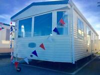 Static Caravan Clacton-on-Sea Essex 2 Bedrooms 8 Berth ABI Focus 2007 St Osyth