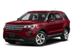 2018 Ford Explorer Sport4WD