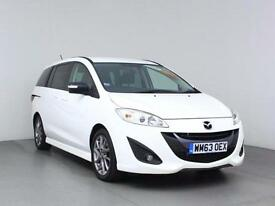 2014 MAZDA 5 1.6d Venture Edition MPV 7 Seats Sat Nav Bluetooth 1 Owner