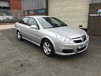 2009 58 VAUXHALL VECTRA 1.9 CDTi 16v 150 BHP EXCLUSIVE,5 DOOR 109000 WITH