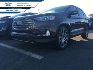 2019 Ford Edge Titanium AWD  - Navigation - Sunroof