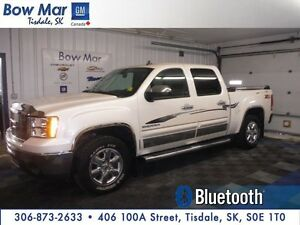 2013 GMC Sierra 1500 SLE-*WHITE DIAMOND PAINT*BLUETOOTH*CERT*