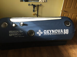 Hyperbaric portable chamber for rent - oxygen concentrator