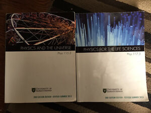 physics textbook U of S 115 ONLY