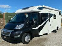 Bailey Approach Autograph 750 - Fixed Single Beds - ***SOLD***