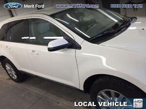 2013 Ford Edge SEL  - one owner - local - trade-in - sk tax paid