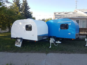 2 4X8 Teardrop Campers $4500 each!  *NEW*