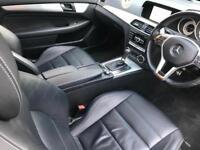 2011 11 reg Mercedes-Benz C250 CDI Sport AMG Coupe + Black + Black Leather+ SPEC