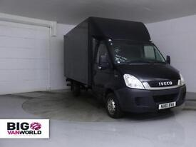 2011 IVECO DAILY 35S13 HPI LUTON LWB 3750 GRP BODY LUTON DIESEL