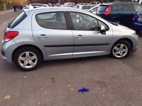 59 Plate Peugot 207 , 1.4 , 41,000, , 5dr £2495 County Cars Rice lane