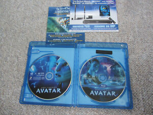 Avatar On Blu-Ray & DVD - With Slipcover London Ontario image 2
