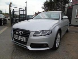 2008 Audi A4 SE TDI 6SP, 2 keys,Service history,12 months mot,Warranty,Px wel...